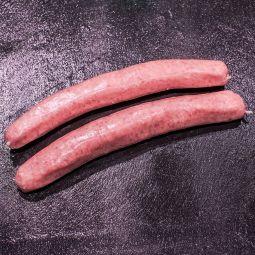 Saucisses porc & veau