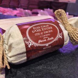 Foie gras d'oie entier à l'ancienne 200g
