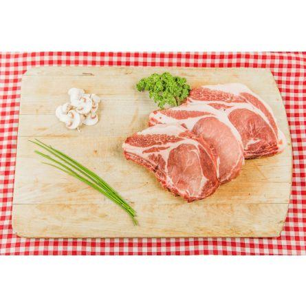 Côte de porc maturée ±250g