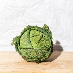 Mini chou vert bio 1pc