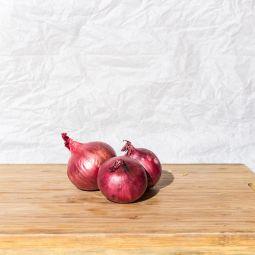 Oignons rouges BIO 500g