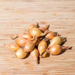Oignons grelots jaunes 250g