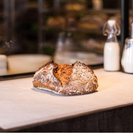 Petit pain 5 céréales au levain naturel 400g - ENTIER