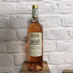 Bandol - Domaine de l'Olivette - 2016