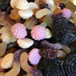 Mélange Bonbons BIO par 100g