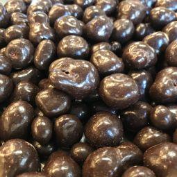 Framboises au Chocolat Noir BIO par 100g