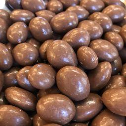Amandes au Chocolat au Lait BIO par 100g