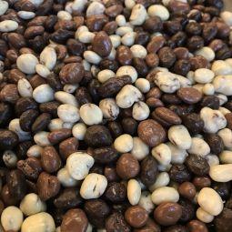 Raisins Tricolores Chocolat BIO par 100g