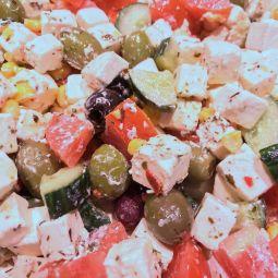 Salade de Feta par 100g