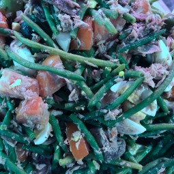 Salade Niçoises par 100g