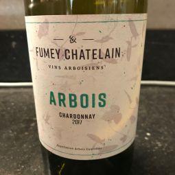 AOP Arbois - Domaine Fumey-Chatelain Chardonnay - 2017