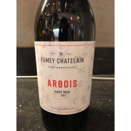 """AOP Arbois - Domaine Fumey-Chatelain """"Pinot Noir"""" - 2016"""