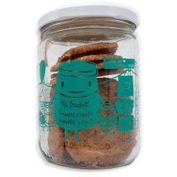 Biscuits Amandes x Vanille160g