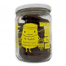 Biscuits Noisettes x Cacao160g