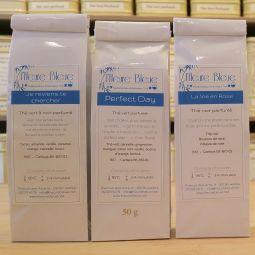 Assortiment de thés parfumés Bio