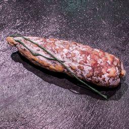 Saucisson pur porc aux noisettes 1pc