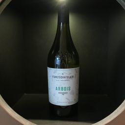 """AOP Arbois - Domaine Fumey-Chatelain """"Chardonnay"""" LE ZOUAVE - 2016"""