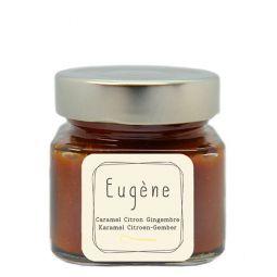 Pâte à tartiner - Caramel Citron gingembre – 115g
