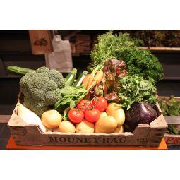 Petit panier de légumes ±4kg ±4kg