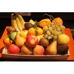 Petit panier de fruits ±6kg  1pc