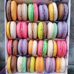 Macarons Par 24