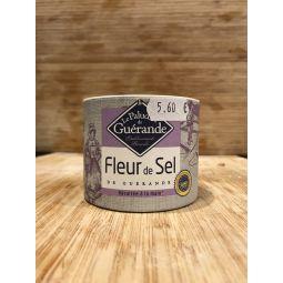 Fleur de sel de Guérande Le Paludier 125g