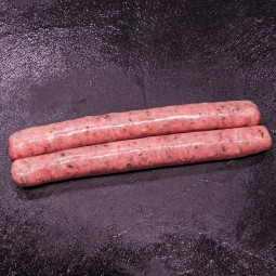 Saucisses Chipolata par 2 ±130g