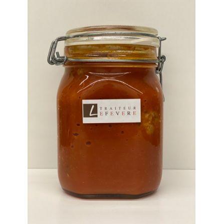 Boulettes sauce Tomate 3 personnes (1L)