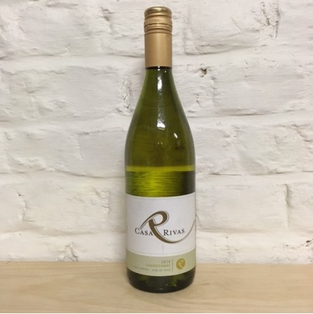 """Valle Central - Casa Rivas """"Chardonnay"""" (Chili) - 2019"""