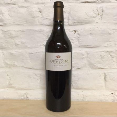 "Bergerac - Vignoble des Verdots ""Grand Vin"" - 2018"