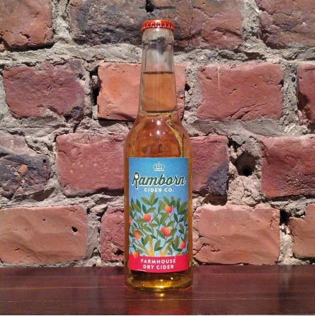 Farmhouse Dry Cider 33cl