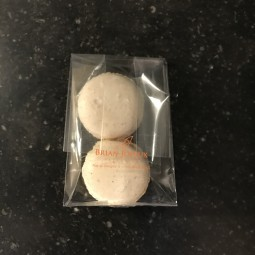 Macarons au Parmesan (2p)