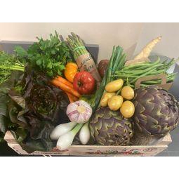 Panier de légumes de printemps ±4kg