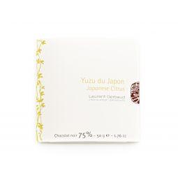 Tablettes Noir - Yuzu du Japon