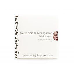 Tablettes Noir - Poivre Noir de Madagascar