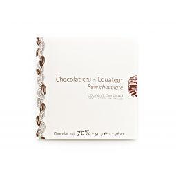 Tablettes Noir - Chocolat cru