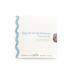 Tablettes Lait - Fleur de sel de Guérande