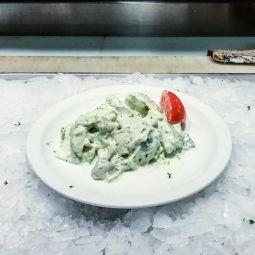 Salade de Harreng sauce tartare 100g