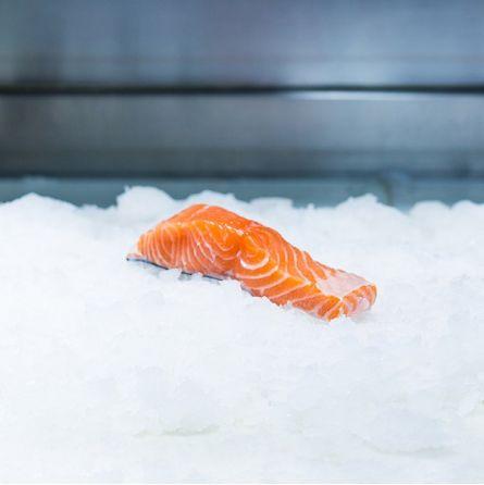 Filet de Saumon de Norvège avec peau