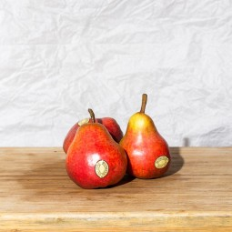 Poire Williams rouges BIO - 1pc ±220g