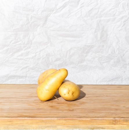 Pommes de terre Rattes du Touquet nouvelles 500g