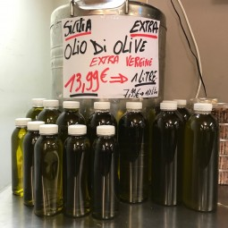 Huile d'olive extra vierge 1L